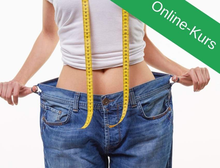 Gewichtsreduktion Online Kurs