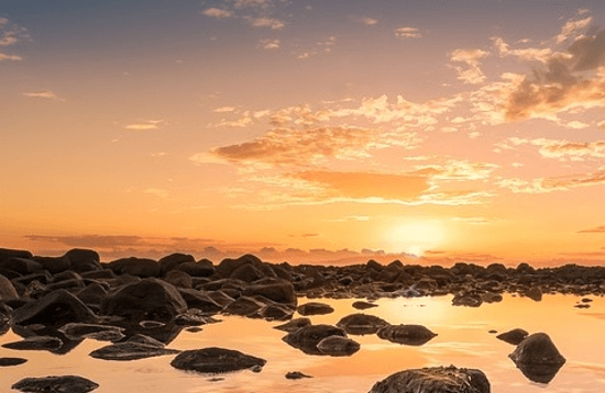 Hypnose Türkei - Sonnenuntergang am Abend